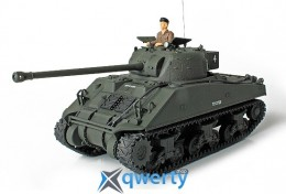 Модель американского среднего танка M4 Sherman (80064)
