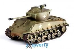 Модель американского среднего танка M4A3E8 Sherman (36257)