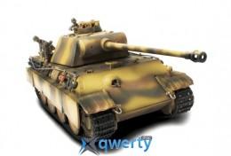 Модель немецкого среднего танка Panther (80050)