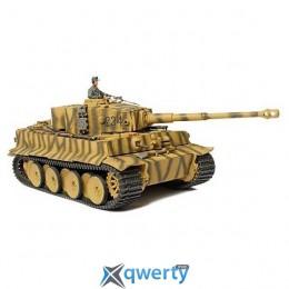 Модель немецкого тяжелого танка PzKpfw VI Tiger