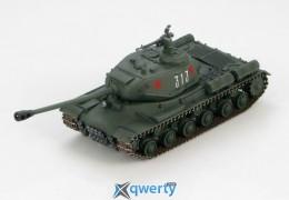 Модель советского тяжелого танка ИС-2, 27ой танковый полк (Выборг, июнь 1944)