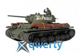 Модель советского тяжелого танка КВ-1