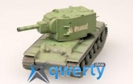 Модель советского тяжелого танка КВ-2