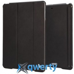 JISONCASE Executive Smart Case for iPad Air/iPad Air 2 Black (JS-ID5-01H10*)