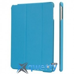 JISONCASE Executive Smart Case for iPad Air/iPad Air 2 Blue (JS-ID5-01H40*)