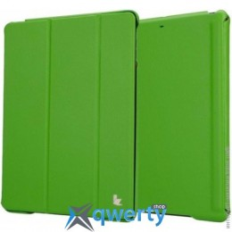 JISONCASE Executive Smart Case for iPad Air/iPad Air 2 Green (JS-ID5-01H70*)