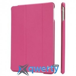 JISONCASE Executive Smart Case for iPad Air/iPad Air 2 Rose (JS-ID5-01H33*)