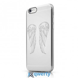 ITSKINS Bling for iPhone 6 Transparent (APH6-BLING-BLG3)
