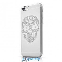 ITSKINS Bling for iPhone 6 Transparent (APH6-BLING-BLG4)