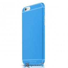 ITSKINS ZERO 360 for iPhone 6 Blue (APH6-ZR360-BLUE)