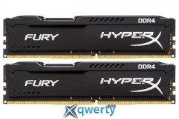 Kingston HyperX FURY  DDR4-2133 8 GB PC4-17064 (Kit of 2x4096)(HX421C14FBK2/8)