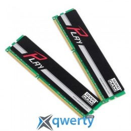 GOODRAM 8 GB (2x4GB) DDR3 1866 MHz (GY1866D364L9AS/8GDC)