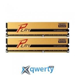 GOODRAM 8 GB (2x4GB) DDR3 1866 MHz (GYG1866D364L9AS/8GDC)