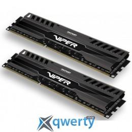 PATRIOT 16 GB (2x8GB) DDR3 1600 Mhz (PV316G160C9K)