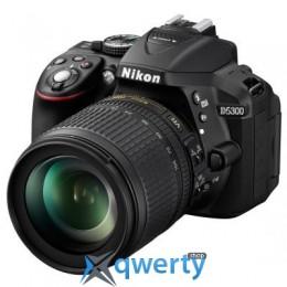 NIKON D5300 KIT AF-S DX 18-105 VR (VBA370KV04)