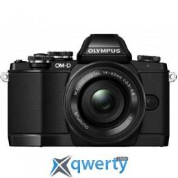 OLYMPUS E-M10 PANCAKE ZOOM 14-42 KIT BLACK/BLACK (V207023BE000)