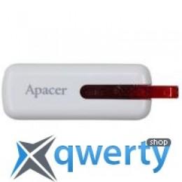 64GB AH326 White RP USB2.0 Apacer (AP64GAH326W-1)