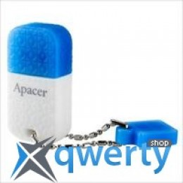Apacer 16GB AH154 white/blue USB 3.0 (AP16GAH154U-1)