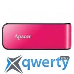 Apacer 64GB AH334 pink USB 2.0 (AP64GAH334P-1)