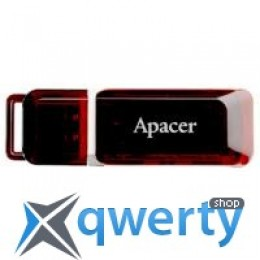Apacer Handy Steno AH321 black-red (AP32GAH321R-1)