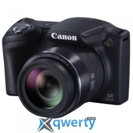 CANON POWERSHOT SX410 IS BLACK (0107C012)