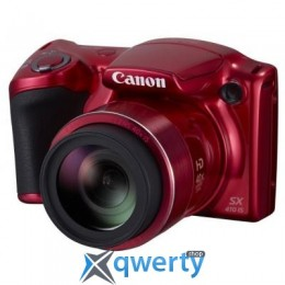 CANON POWERSHOT SX410 IS RED (0108C012)