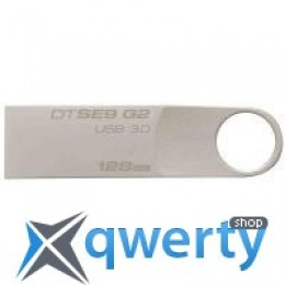 Kingston 128Gb DataTraveler SE9 G2 USB 3.0 (DTSE9G2/128GB)
