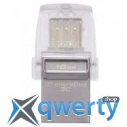 Kingston 16GB DataTraveler microDuo 3C USB 3.1 (DTDUO3C/16GB)