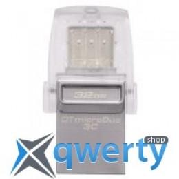 Kingston 32GB DataTraveler microDuo 3C USB 3.1 (DTDUO3C/32GB)