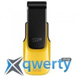 Silicon Power 32Gb Ultima U31 Yellow USB 2.0 (SP032GBUF2U31V1Y)