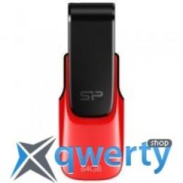 Silicon Power 64Gb Ultima U31 Red USB 2.0 (SP064GBUF2U31V1R)