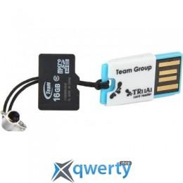 TEAM 16GB MICROSDHC CLASS 10 (TUSDH16GCL1005)
