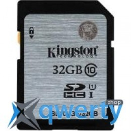 Kingston 32GGB SDHC Class10 UHS-I (SD10VG2/32GB)