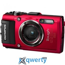 OLYMPUS TG-4 RED (V104160RE000)