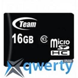 Team 16GB microSD class 10 (TUSDH16GCL1002)