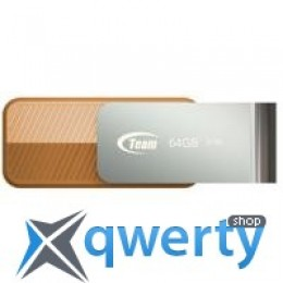 Team 64GB C142 Brown USB 2.0 (TC14264GN01)