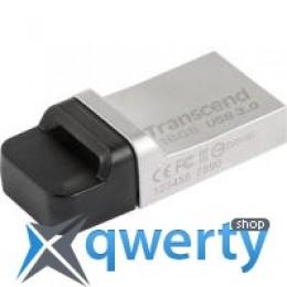 Transcend 16GB JetFlash OTG 880 Metal Silver USB 3.0 (TS16GJF880S)