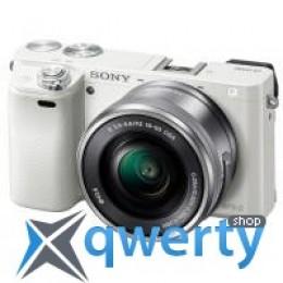 SONY Alpha 6000 kit 16-50mm White (ILCE6000LW.CEC) Официальная гарантия!