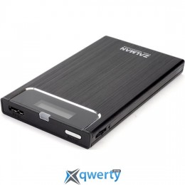 Zalman USB 3.0 для HDD 2.5 ZM-VE350 Black