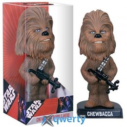 Star Wars Chewbacca Bobble Head Figure