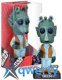 Star Wars -Greedo Bobble Head Figure