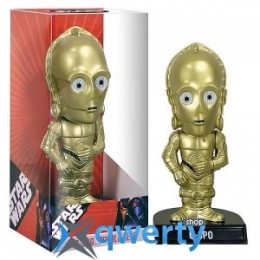 Star Wars Robot C-3PO Bobble Head Figure