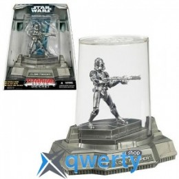 Star Wars  TITANIUM DIECAST CLONE TROOPER
