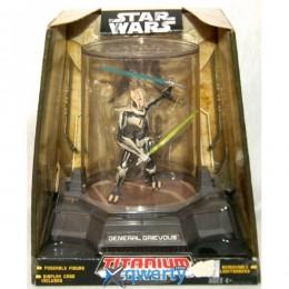 Star Wars  TITANIUM DIECAST Gen Grievous