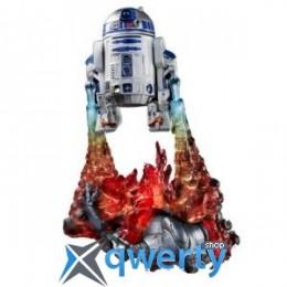 Star Wars TITANIUM DIECAST R2D2