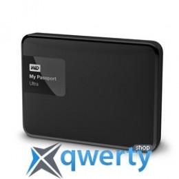 Western Digital My Passport Ultra 1TB WDBGPU0010BBK-EESN 2.5 USB 3.0 Black