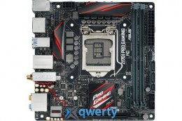 Asus Z170I Pro Gaming (s1151, Intel Z170, PCI-Ex16)