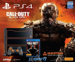 Sony Playstation 4 1TB + Call of Duty: Black Ops 3