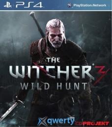The Witcher 3: Wild Hunt / Ведьмак 3: Дикая охота (PS4)