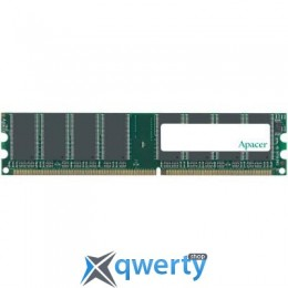 DDR 1GB 400 MHZ APACER (AU01GD400C3KTGC)